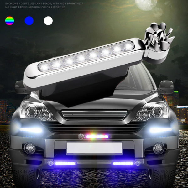 Wind Energy LED Fog Lamps
